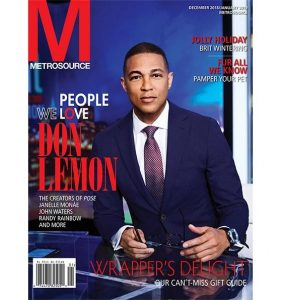 Metrosource People We Love Cover Don Lemon